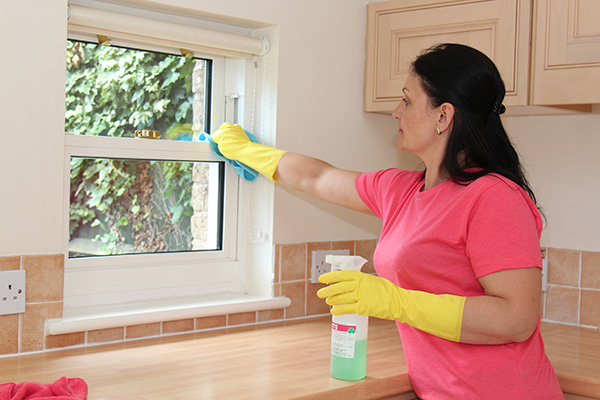Deep one off cleaning is one of our core services.