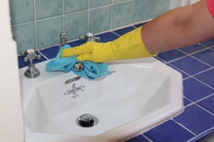 End of tenancy cleaning checklist by Keen Clean